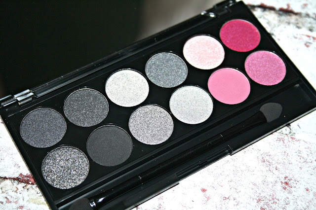 10 Years of Sleek i-Divine Eyeshadow palettes