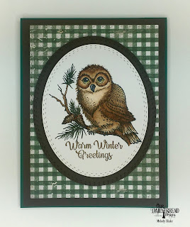 Our Daily Bread Designs Stamp Set: Winter Greetings, Paper Collection: Christmas 2013,Custom Dies: Double Stitched Rectangles, Oval Stitched Rows