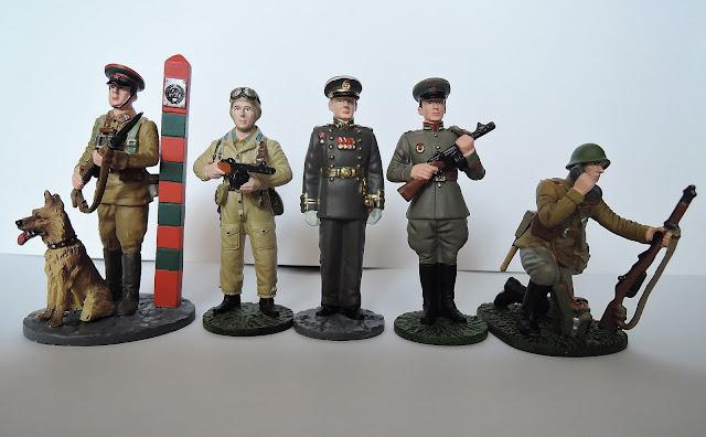 Солдаты Великой отечественной войны ДеАгостини
