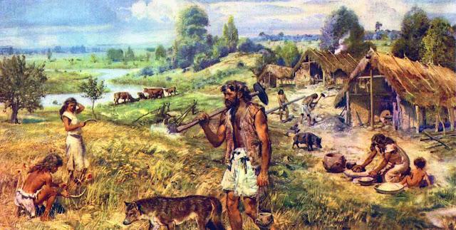 Cultivo e historia de la economia