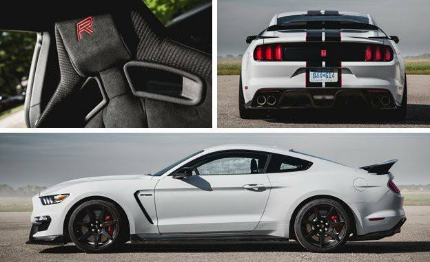 Muscle Car Collection 2015 Ford Mustang Shelby Gt 350 350r Review
