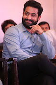 jr ntr photos at janatha garage success meet-thumbnail-20