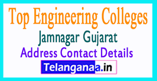 Top Engineering Colleges in Jamnagar Gujarat