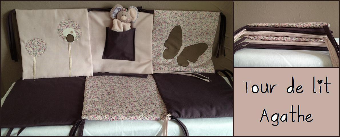 l andre et lila tour de lit gigoteuse. Black Bedroom Furniture Sets. Home Design Ideas