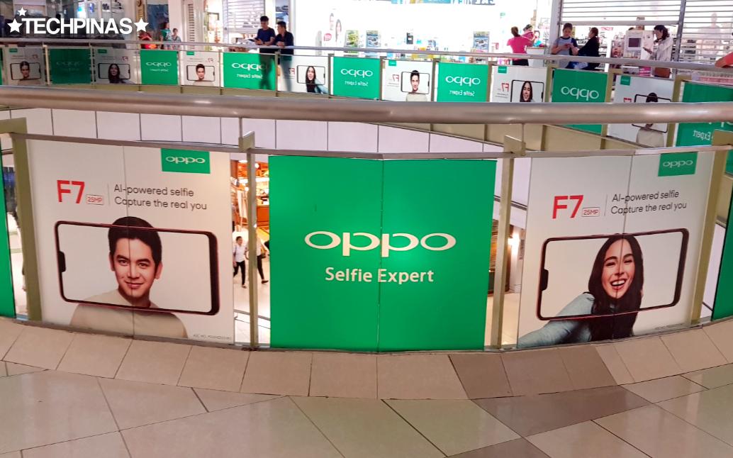 OPPO F7 Ad