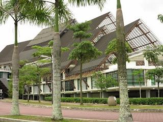 Foto 5: Bangunan Dato' Muhamad Ibrahim Munsyi