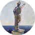 The Colossus of Rhodes Round