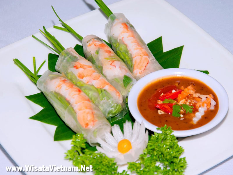 Goi cuon Vietnam