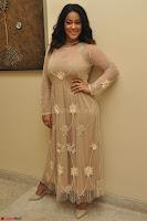 Mumaith Khan in Beig Skin Colored Anarkali Dress at Kalamandir Foundation 7th anniversary Celebrations ~  Actress Galleries 018.JPG