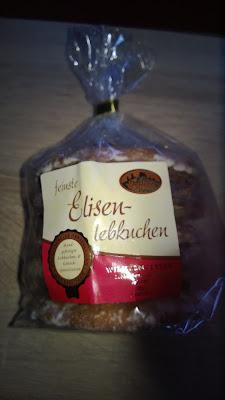 Elisen Lebkuchen in der Verpackung