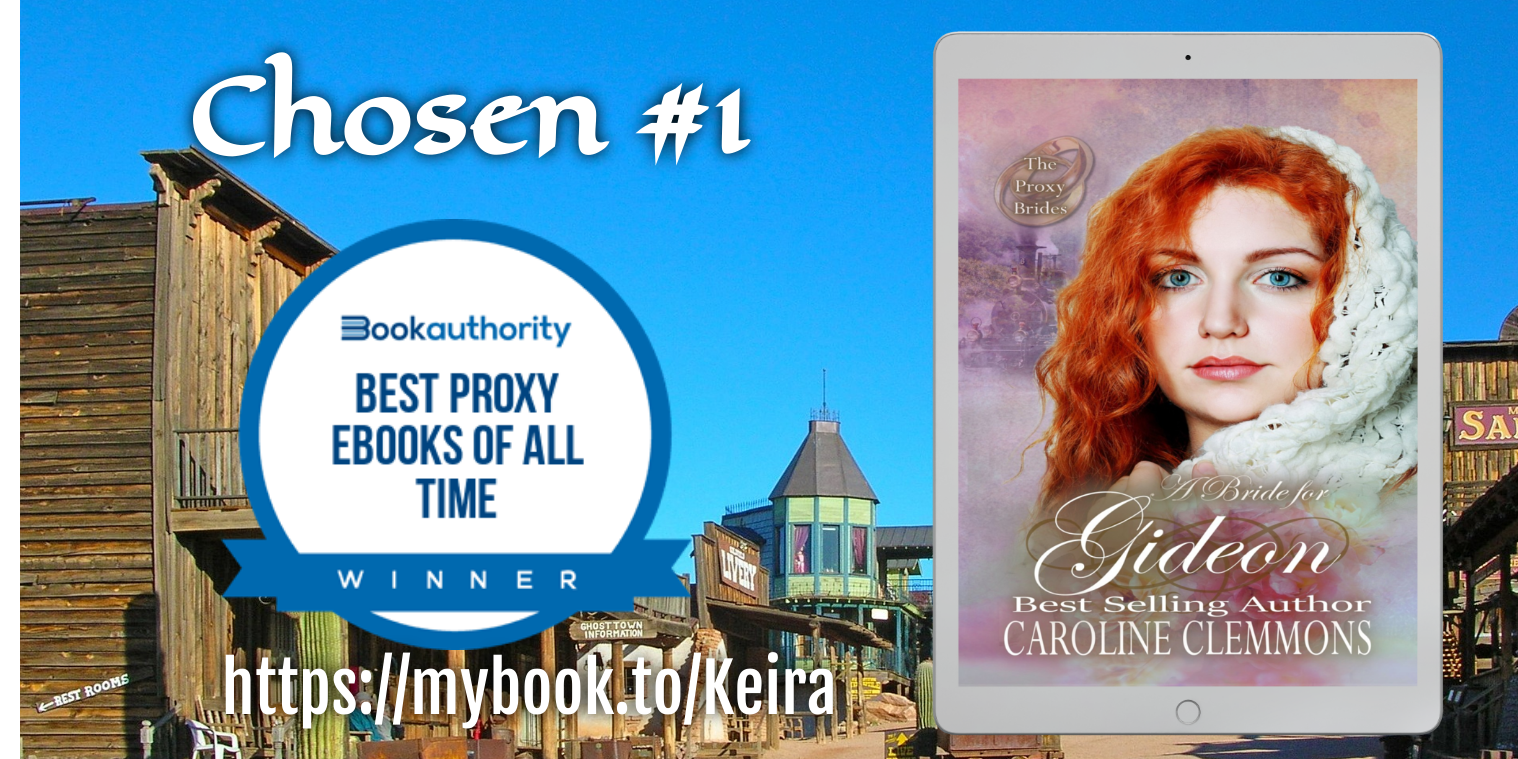 Chosen #1 Proxy Bride Book of All Time!