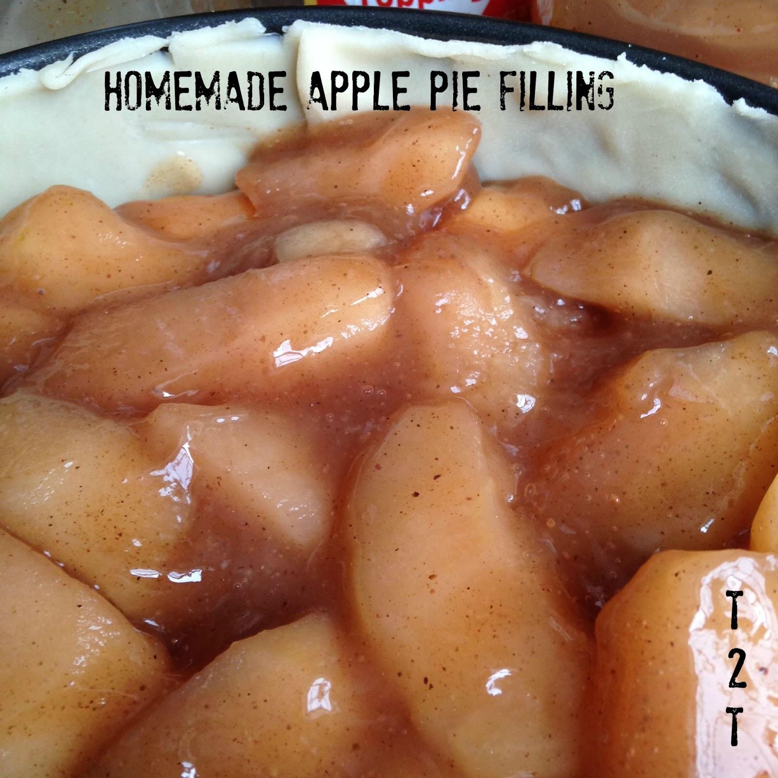 Turnips 2 Tangerines: Homemade Apple Pie Filling