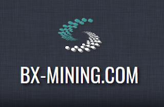 Bx- Bitcoin Mining Logo