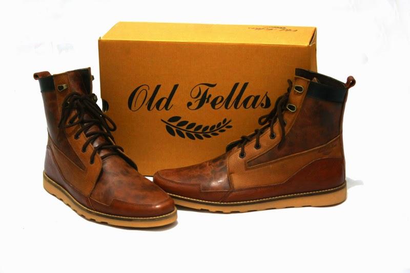 Koleksi Sepatu Kulit Handmade ~ Old Fellas 0d34fd4303