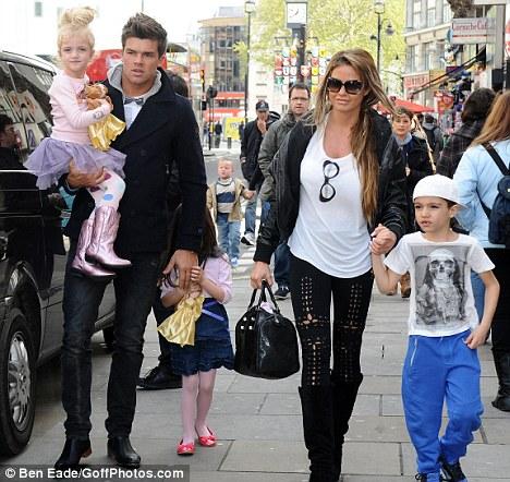 Hello Celebrity Katie Price 33 Engaged Argentinian Toyboy