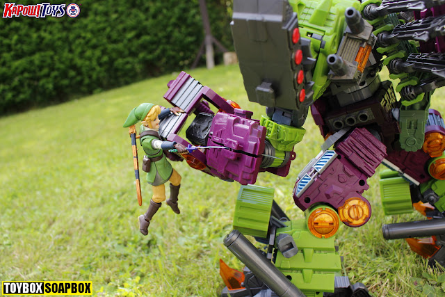 maketoys pandinus claw arm