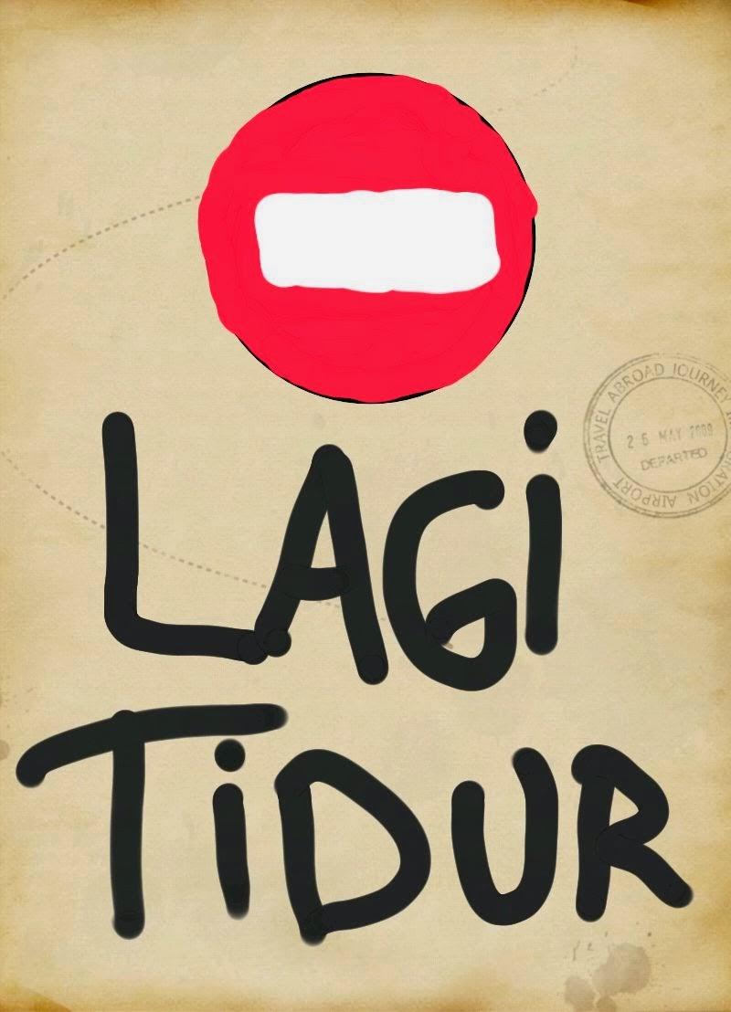 Gambar Wallpaper Lucu Ngantuk