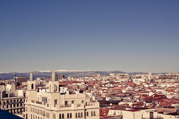 Locations for the Best photos of Madrid