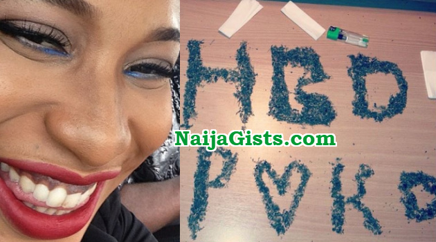 tonto dikeh drug addiction