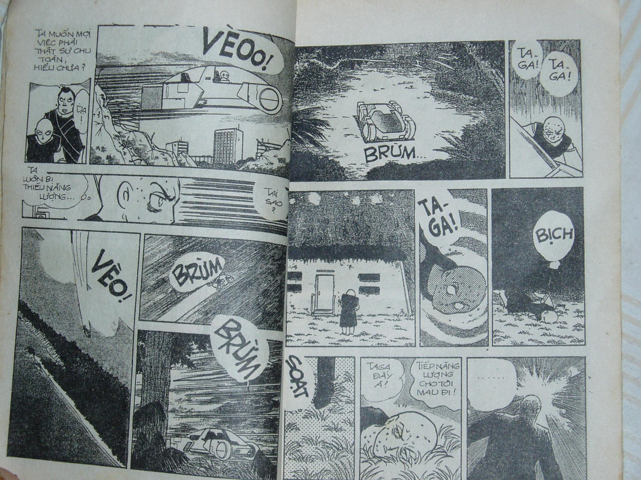 Siêu nhân Locke vol 13 trang 9