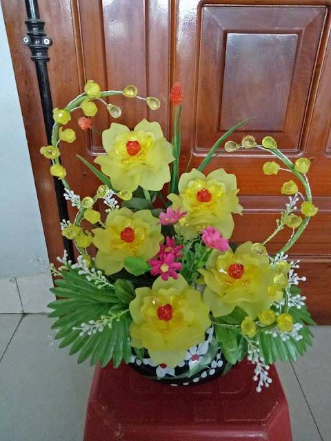Hoa da pha le tai pho Hang Dieu