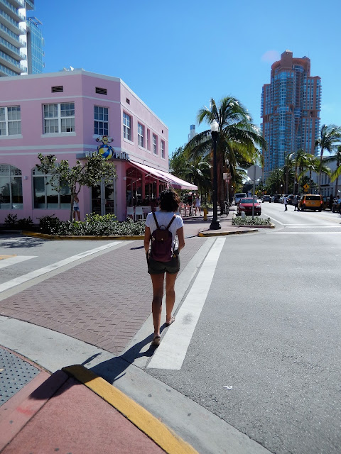 The Big Pink restaurante típico americano