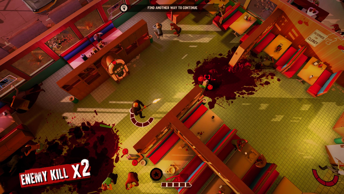 Reservoir Dogs : Bloody Days - GOG