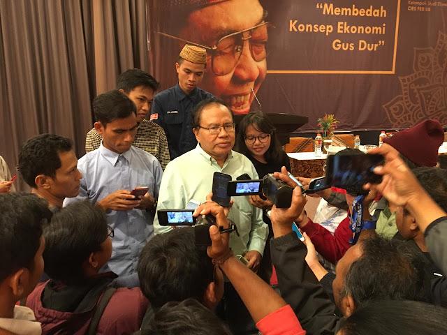 Rizal Ramli Prediksi Jokowi-Maruf Amin Bakal Kalah Lebih dari 15 Persen di Jakarta