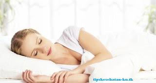 posisi tidur miring ke kiri
