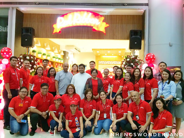 Newly Renovated Red Ribbon Is Now Open at SM City Masinag!