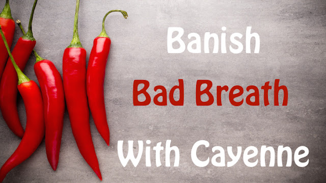 Banish Bad Breath With Cayenne Pepper And 4 Other Reasons To Eat More