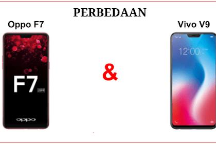 Ini dia Perbandingan Oppo F7 vs Vivo V9. Anda Pilih Mana ?