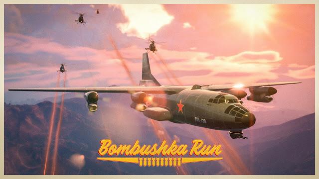 Bombushka Run Mode