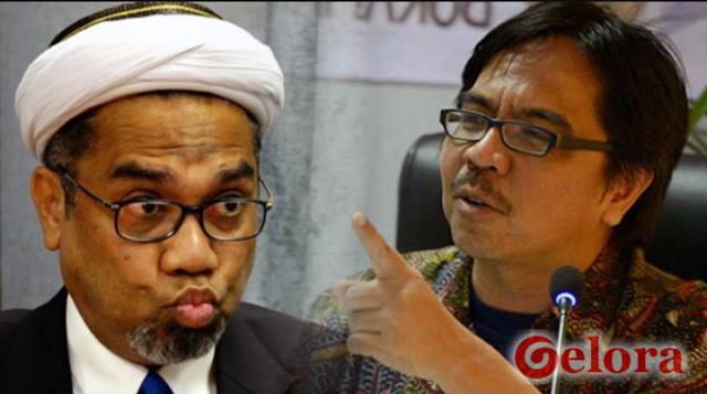 Ade: Mulut Ngabalin Berbahaya dari sisi HAM, Demokrasi dan dapat Menjatuhkan Citra Jokowi.