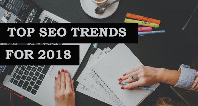 SEO trends in 2018