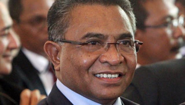 """Ex-primeiro-ministro reitera estar """"firme"""" no partido no poder"""