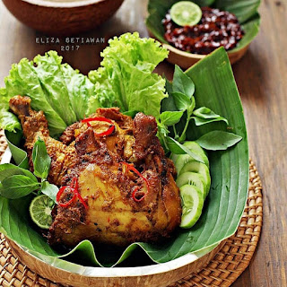 Ide Resep Ayam Panggang Bumbu Rujak