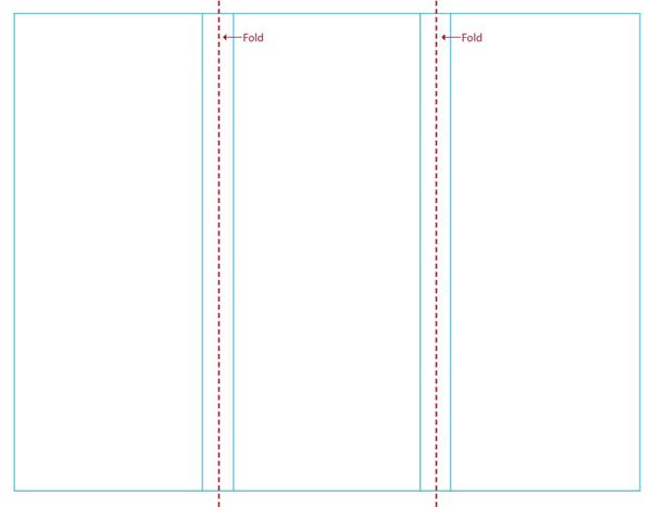 Blank Brochure Template Word free tri fold printables blank – Blank Brochure Templates