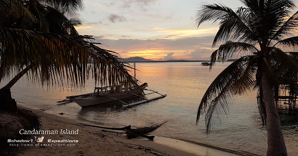 Candaraman Island Balabac - Schadow1 Expeditions