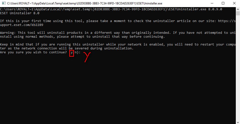 كيفية حذف برنامج ايست سمارت سكيورتى من جذوره بالطريقة الصحيحة