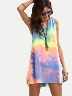 http://www.shein.com/Multicolor-Tie-dye-V-Neck-Sleeveless-Knotted-Shift-Dress-p-290744-cat-1727.html?aff_id=8363