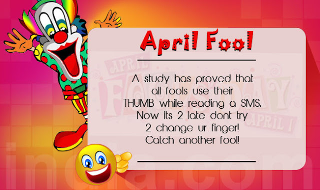 April Fools day Funny Wishes