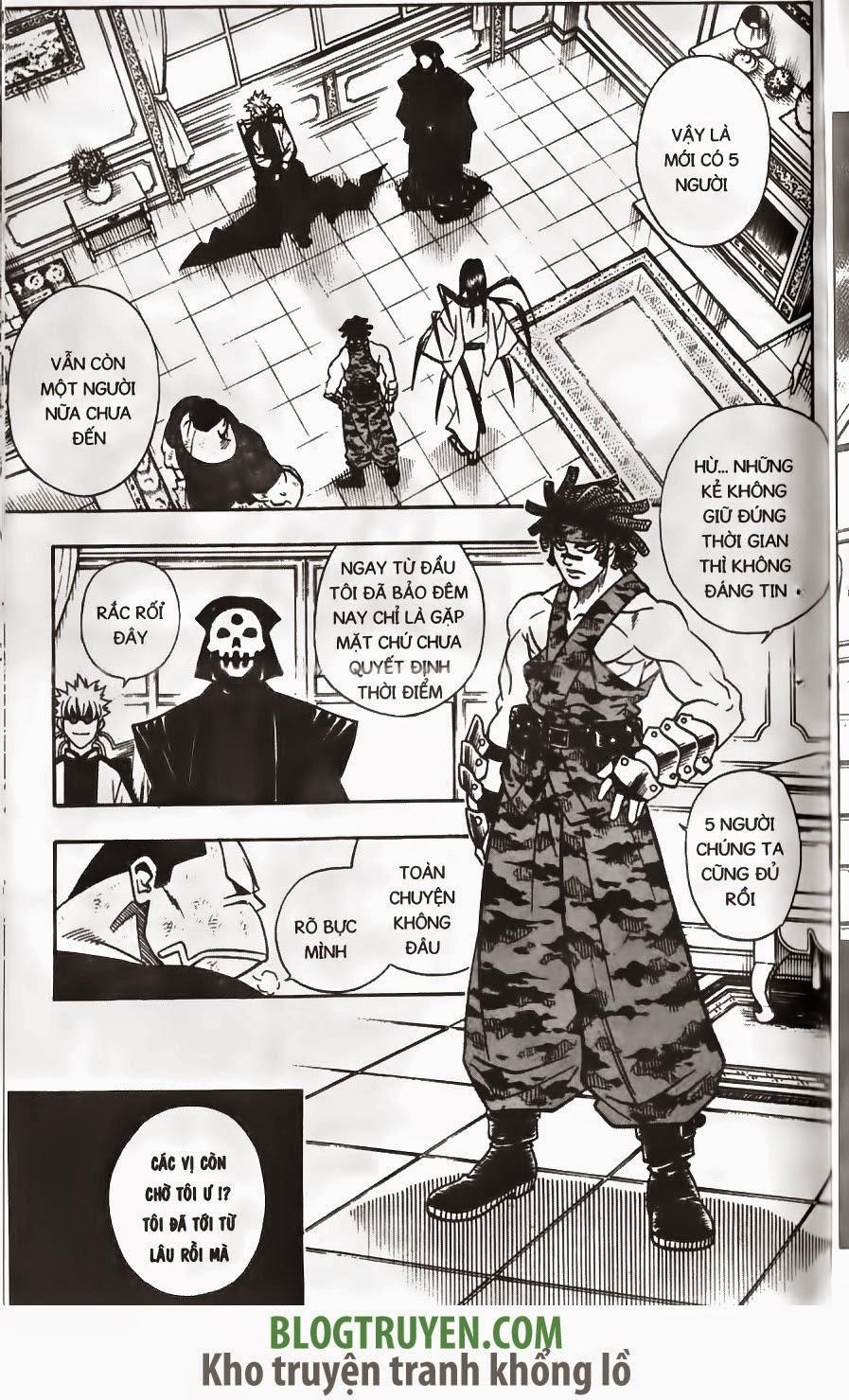 Rurouni Kenshin chap 156 trang 4