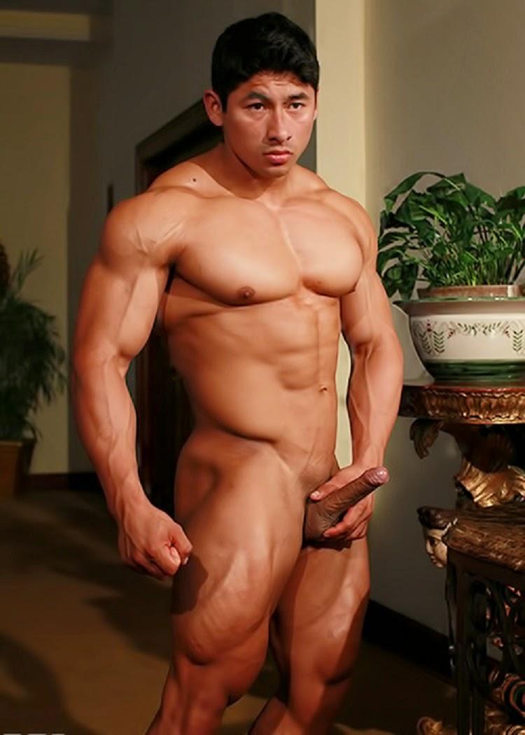 Pin On Asian Bodybuilders
