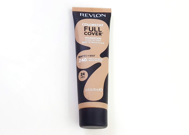 Revlon Colorstay Full Cover Foundation Review