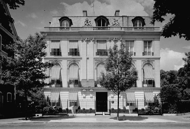 Nicolas De Pompadour Beyond Extravagance Villa Windsor