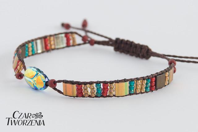 Kryształek swarovski kolory etniczna wielkokolorowa