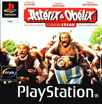 Astérix & Obélix Contra César