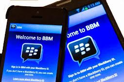 Cara Mengganti Pin BBM Android Tanpa Ganti Email