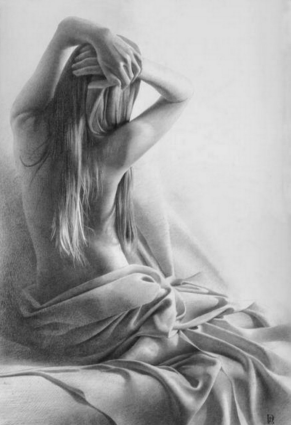 Pintura Moderna Y Fotografía Artística Imágenes De Mujeres